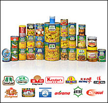 FOOD PRODUCTS - NG CHEE LEE PTE LTD