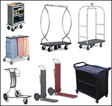 HOTEL EQUIPMENT AND MATERIAL HANDLING PRODUCTS - JOHN CHEN (PRIVATE) LIMITED