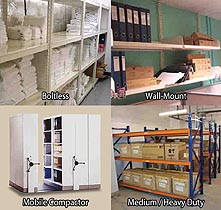 HOTEL EQUIPMENT AND MATERIAL HANDLING PRODUCTS